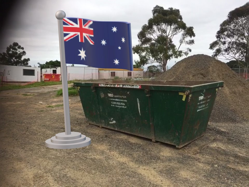 Australia Day Weekend Skip Bin Hire Melbourne