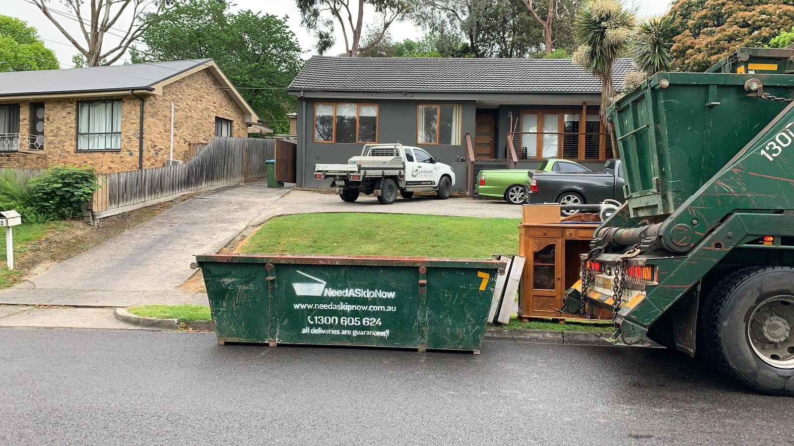Skip Bin Hire Bentleigh