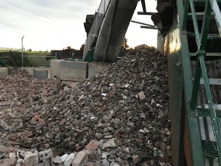 Rubble Recycling
