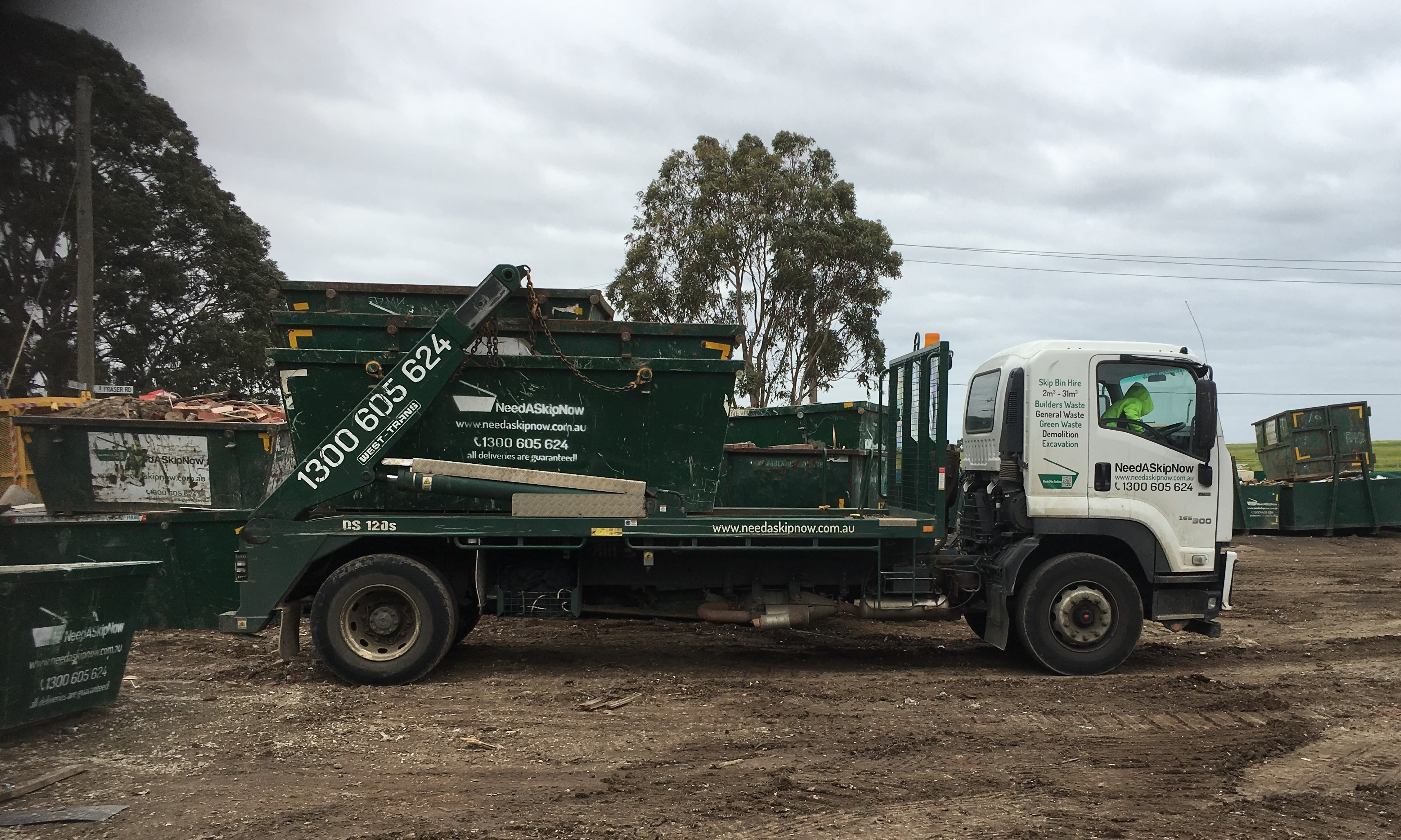 Need a Skip Now, Residential Bin Hire