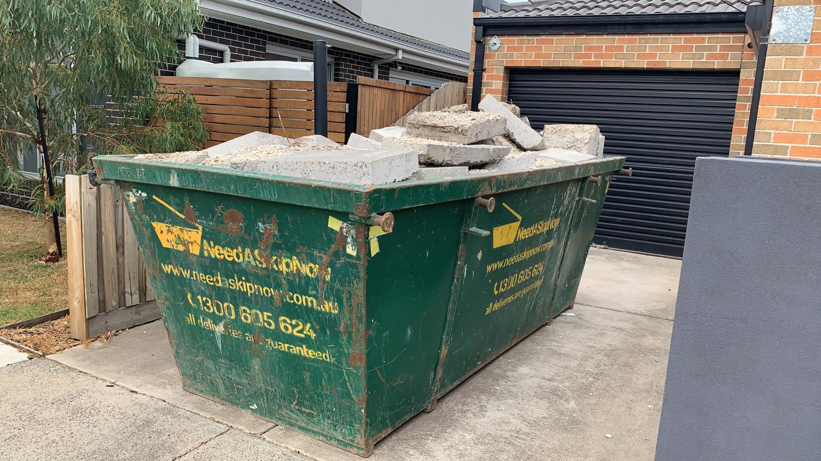 Need a Skip Now, Commercial Bin Hire